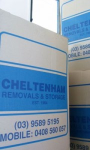 Cheltenham Packing Boxes