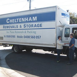 Cheltenham Removals