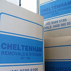 Cheltenham Packing Boxes