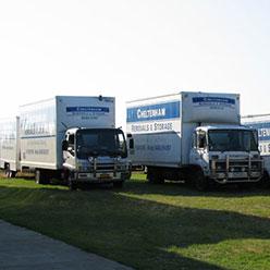 Cheltenham Removals Trucks
